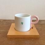 白山陶器 P型コーヒーカップ&ソーサー