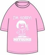 【MITSUKO ORIGINAL】響 長友光弘 MITSUKO Tシャツ vol.01 Pink