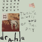 Drahla / Twelve Divisions Of The Day(100 Ltd 7inch + ZINE)