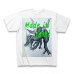 『 ドラゴン 』Tシャツ Made in jami