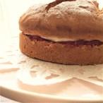 ヴィクトリアンサンドイッチケーキ 〈バタークリーム&ラズベリージャム〉