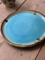 『Al mare アルマーレ』43 Pottery オリジナル21cmプレート