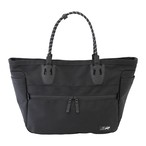 ECO CANVAS WIDE TOTE <NEW LIFE PROJECT>