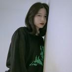 スウェット/ブラック 八田エミリオリジナルデザイン