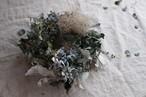 Pale(ペール) ドライフラワーリース 「 今日の花束 」 【 pale_df_0061 】