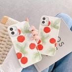 Cherry&Peach iphone case