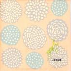 ひびのこづえ ハンカチ 花 / ピンク 2枚合わせ 48x48cm KH07-19