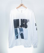 KB VINTAGE BIG L/S TEE [WHITE]