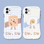 【オーダー商品】Egg cookies iphone case