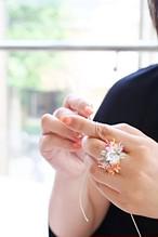 Summer knit-ring #2