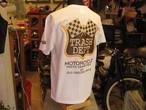 TRASH DEPT オリジナルTシャツ タイプDホワイト