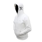 Jr.プルパーカー(ホワイト)RN-H-3