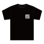 "【予約商品】MOMENT JOON ""Passport & Garcon"" S/S Tee [BLACK]"