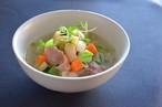 ガルビュール/白インゲン豆と野菜のスープ (1人前 150g入)