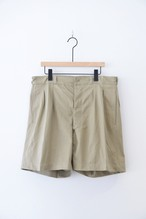 【military】 60's french chino shorts beige