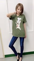 【デザインA】おんた誕生日記念フルカラーTシャツ