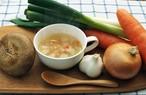 焼野菜スープ