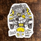 CAMPS STICKER バックパッカー