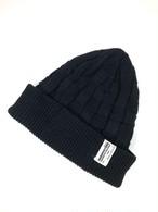 Big Checked Knit Cap 【ビッグチェックニットキャップ】