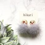 hikari イヤリング