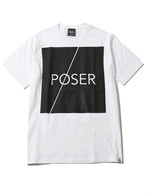 【SILLENT FROM ME】POSER WHITE