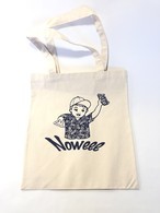 Noweee オリジナル トートバック キャンパス地 サムネイル