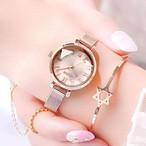 Julius AF-1019(Pink) レディース腕時計
