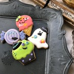Trick or Treat !  Halloween Treats cookies