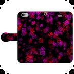 病み系 iPhone7対応《送料無料》オリジナルデザイン《    》 手帳型iPhoneケース ・ 手帳型スマホケース 全機種対応 作 秋夜: #024-003