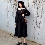 【dress】流行デザイン気質アップファッションデートワンピース23449963