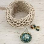 【お得なセット】パイレックスガラスペンダントのネックレスが作れるセット
