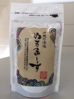 沖縄の海塩 ぬちまーす111g