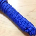 ATWooD社製パラコード1.5m×2 青色(ULTRAMARINE BLUE)