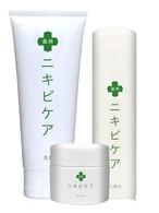 薬用ニキビケア【洗顔&化粧水&クリーム】基礎3点セット