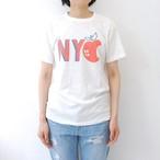 """Velva Sheen """"NYC""""TEE / WHITE"""