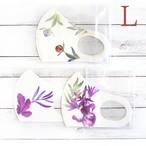 【グレース】デザインウレタンマスク(両側・植物)・大人用サイズ/マスク