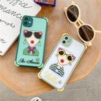 Sexy sunglasses lady iphone case