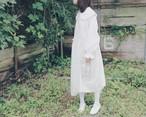 【7/31まで お客様お取り置き】sleeve less dress (white)