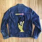 """Levi's × Rolling Stones VOODOO LOUNGE 70506""""Made in USA"""""""