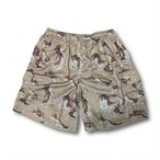 【YBC】Desert Cargo Shorts Brown