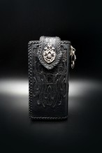 Item No.0026 :Rizard Head×Loud Style Design Limited One make Wallet