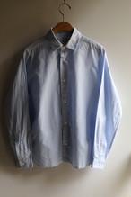 YAECAヤエカ コンフォートシャツ リラックスBLUE #67152