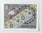 織物博物館 / ハンガリー 1972