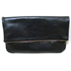 【受注生産】Cow Leather Clutch Bag