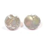 Drop Pierce [Water Drop] W-Silver