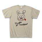 禁断の多数決オフィシャルTシャツ(第4期ロゴ×グレー)KDNT014