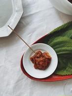 お肉と包むも良し!スティック野菜にディップするも良し!ご飯に乗せて食べるも良し!マダンのチシャ味噌(サムジャン)200g
