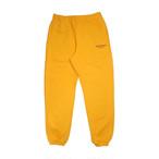 MOANDMO LOGO Sweat Pants / Yellow