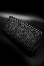 Item No.0363:Draw the wild Wallet/American Bison BK / Ball-fin
