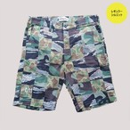 新色!!PURIPERA SHORT PANTS BW-102S MULTI CAMOUFLAGE